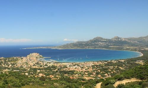 Golfe de Calvi en Corse